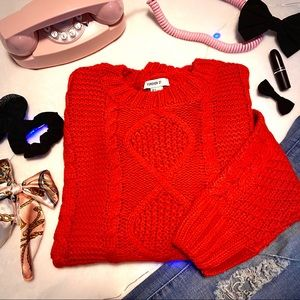 NWOT Forever 21 Knit Sweater